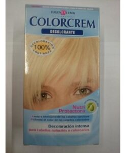 colorcrem decolorante