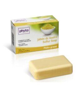 phyto jabón azufre