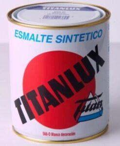 titanlux esmalte 750ml.