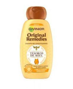 remedies xampú mel