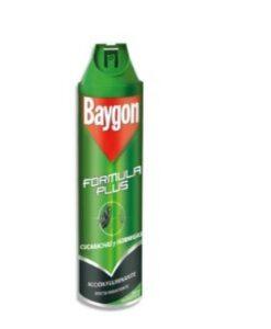baygon spray